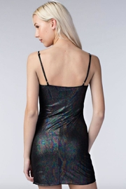 TIMELESS Iridescent Dress - Side cropped