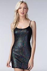 TIMELESS Iridescent Dress - Product Mini Image