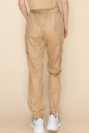 TIMELESS Kelly Cargo Pants - Side cropped