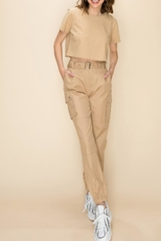 TIMELESS Kelly Cargo Pants - Front cropped