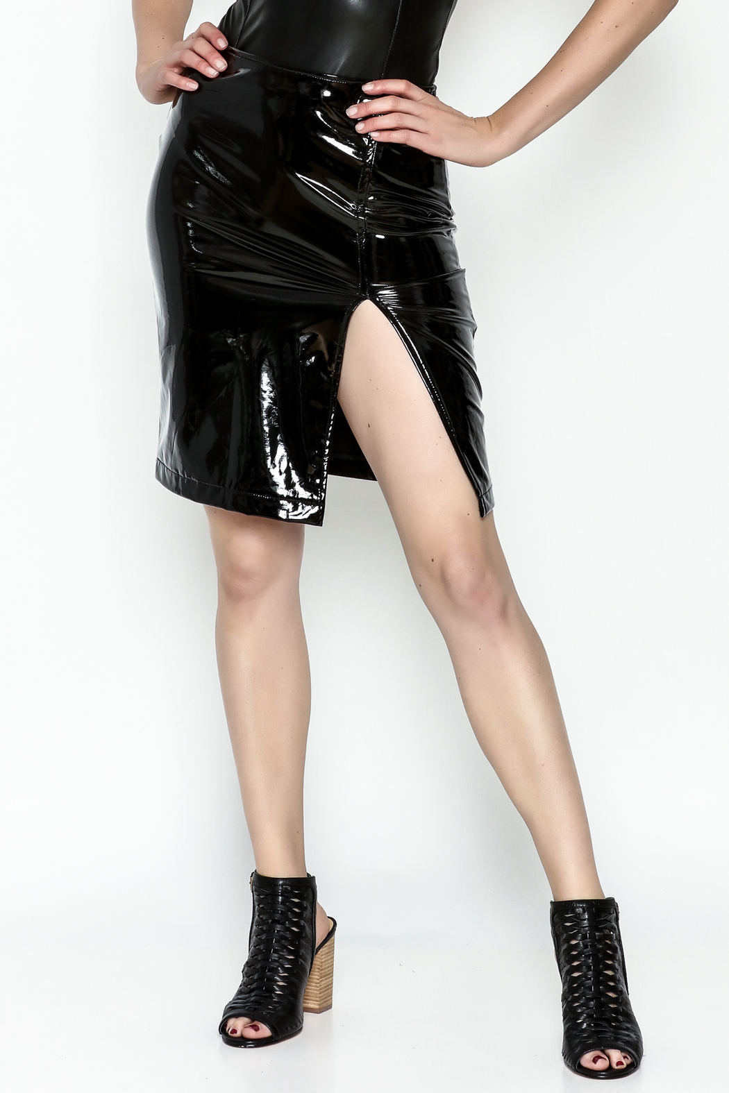 TIMELESS Lana Pencil Skirt - Front Cropped Image