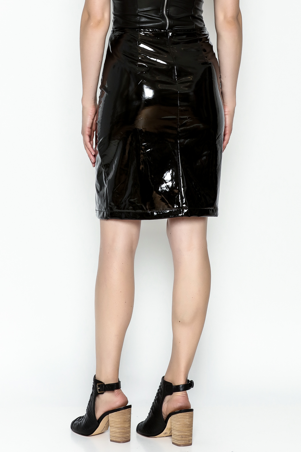 TIMELESS Lana Pencil Skirt - Back Cropped Image
