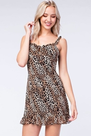 TIMELESS Leopard Dress - Product Mini Image