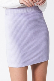 TIMELESS Lilac Skirt - Front cropped