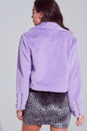 TIMELESS Lily Fuzzy Jacket - Side cropped