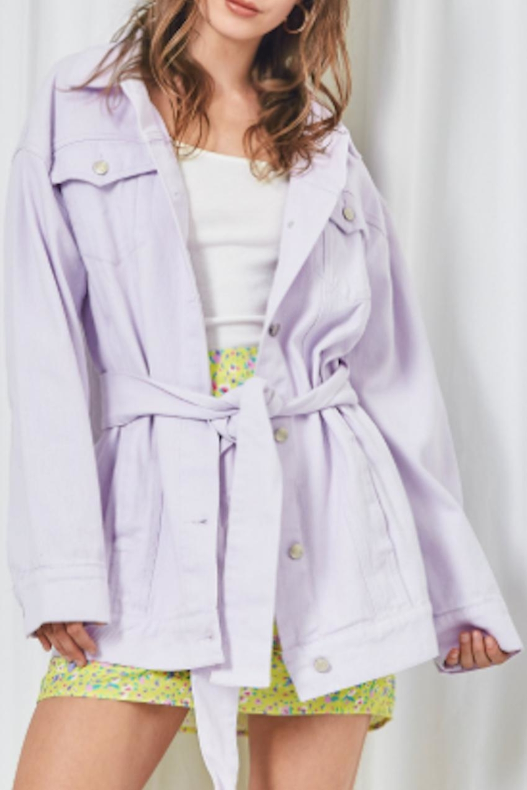 TIMELESS Lily Jacket - Front Full Image