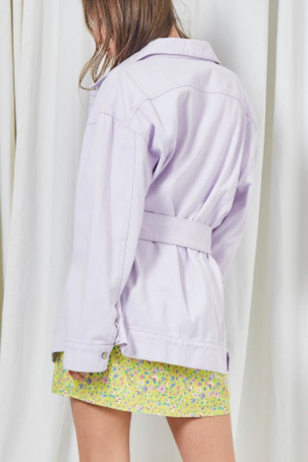 TIMELESS Lily Jacket - Side Cropped Image