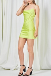TIMELESS Limeade Dress - Front full body