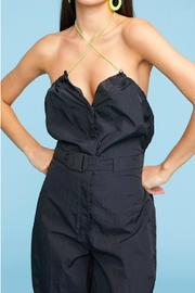 TIMELESS Matrix Jumpsuit - Back cropped