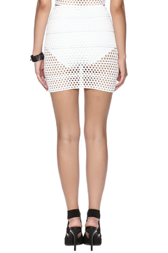 Shoptiques Product: Meshing Around Skirt