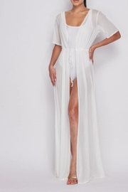 TIMELESS Mykonos Cover Up - Front cropped