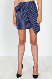 TIMELESS Navy Hamptons Skirt - Product Mini Image