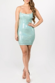 TIMELESS Night Out Dress - Front cropped