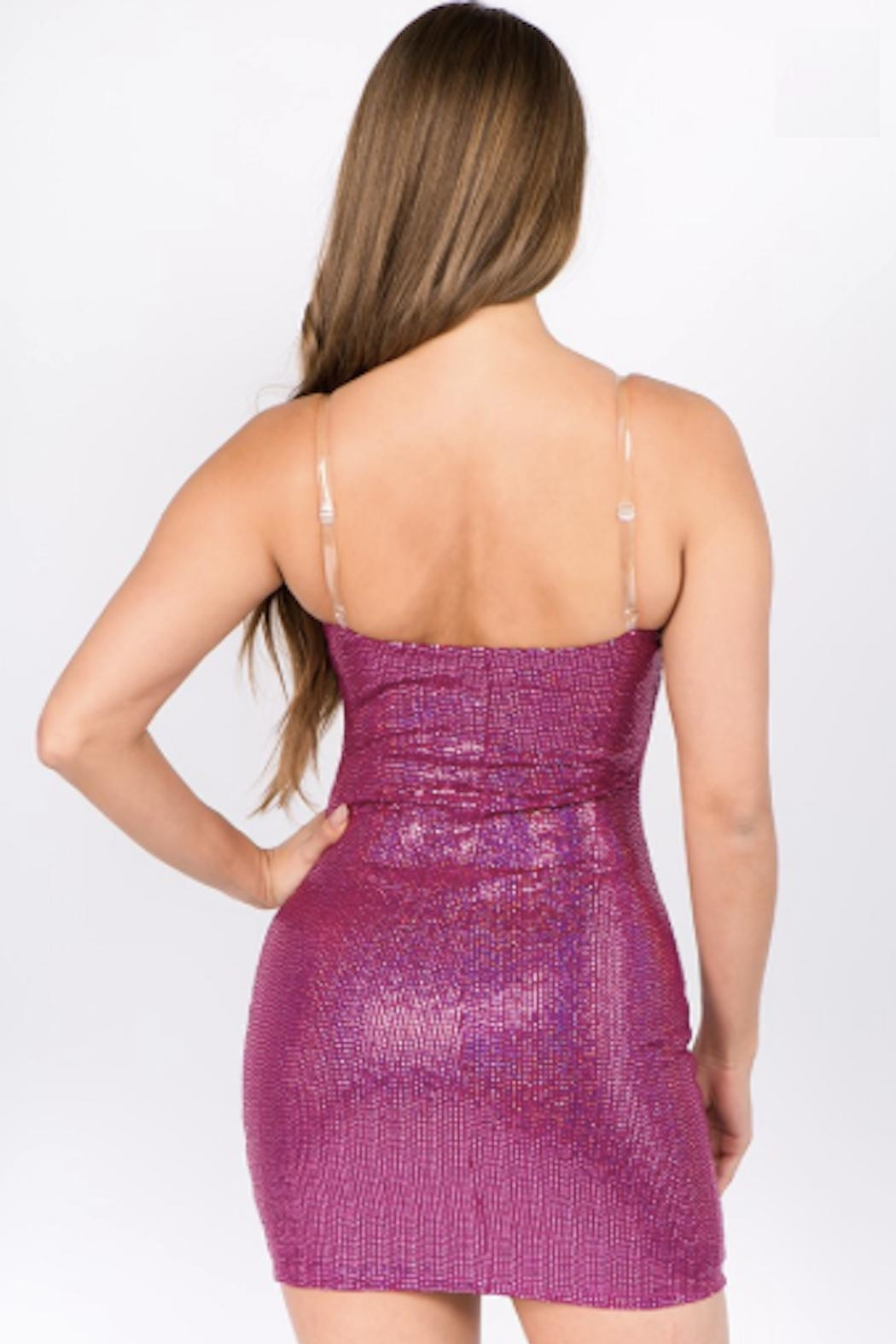 TIMELESS Night Out Dress - Side Cropped Image