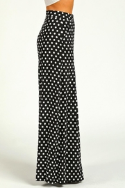 TIMELESS Palazzo Dot Pant - Front full body