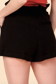 TIMELESS Paperbag Shorts - Side cropped