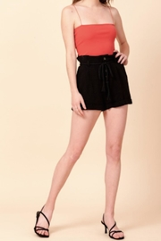 TIMELESS Paperbag Shorts - Front cropped