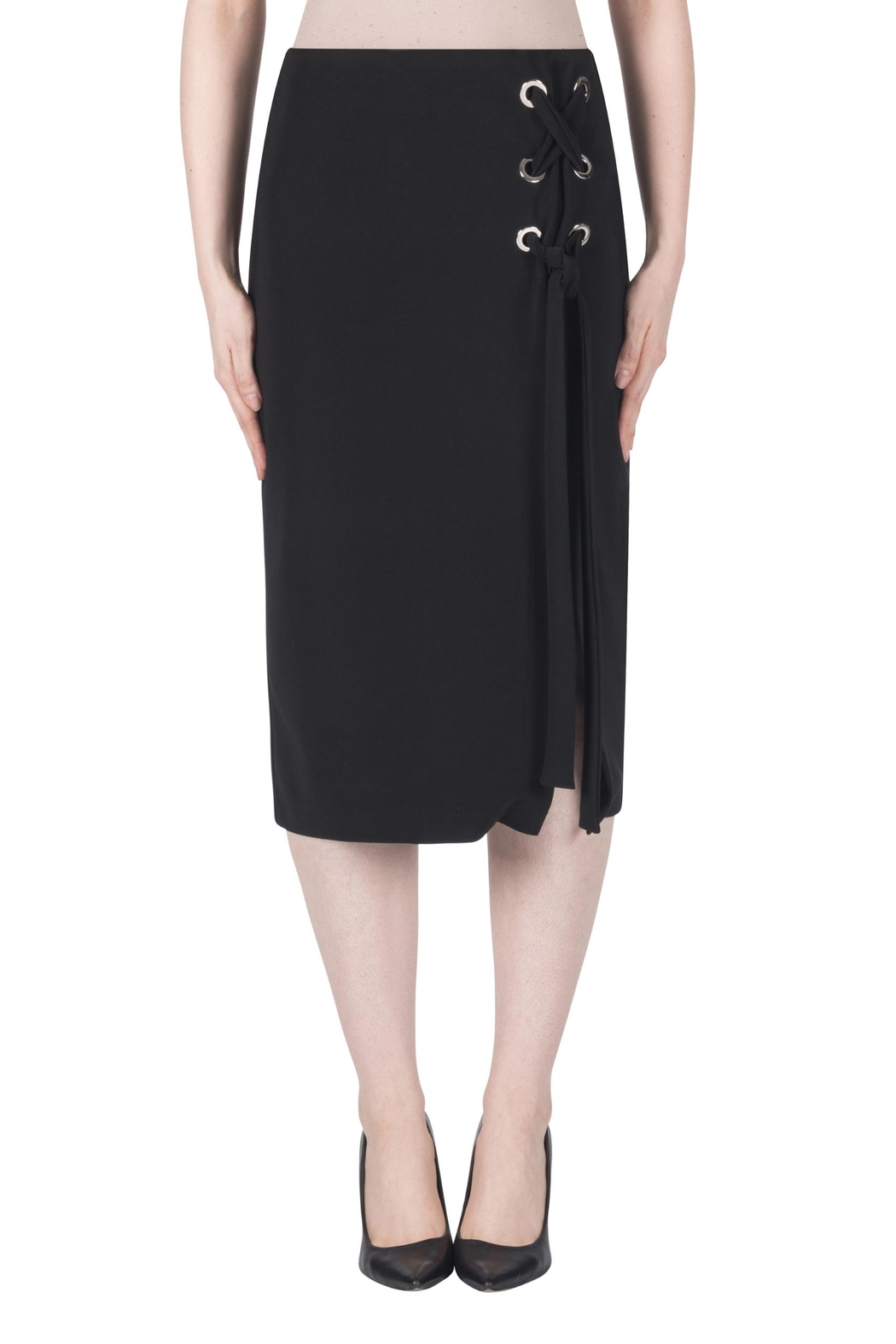 Joseph Ribkoff Timeless Pencil Skirt - Front Cropped Image