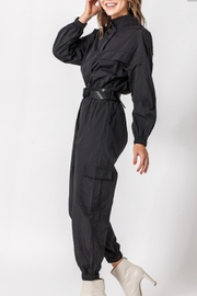 TIMELESS Racer Jumpsuit - Front full body