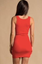 TIMELESS Red Hot Dress - Side cropped
