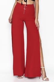 TIMELESS Red Hot Pants - Product Mini Image
