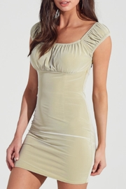 TIMELESS Sage Dress - Front full body