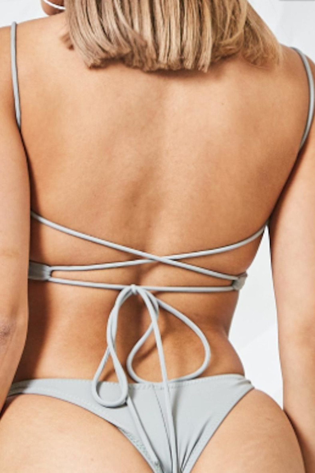 TIMELESS Sage Swimsuit - Side Cropped Image