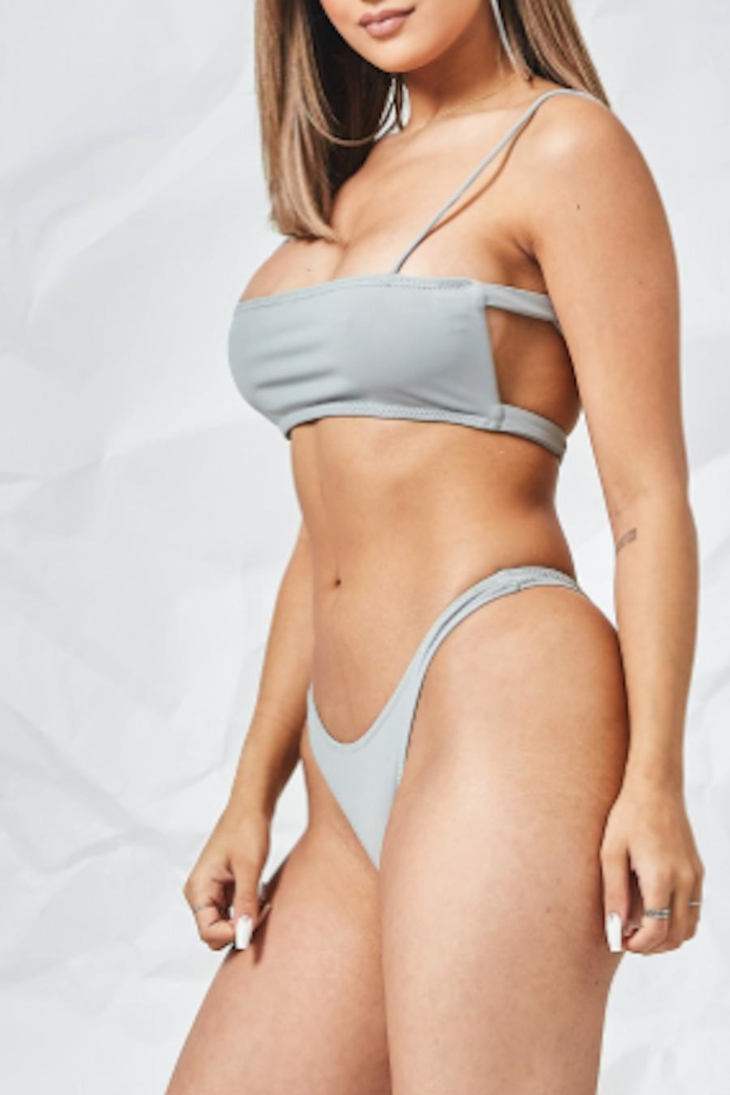 TIMELESS Sage Swimsuit - Front Full Image