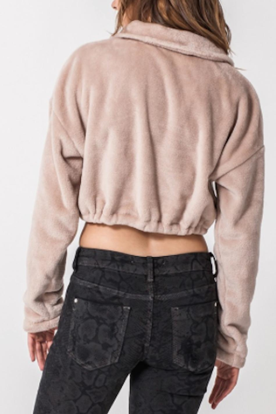 TIMELESS Snuggle Pullover - Front Full Image