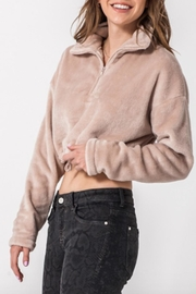 TIMELESS Snuggle Pullover - Front cropped