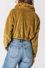 TIMELESS Snuggle Pullover - Front full body