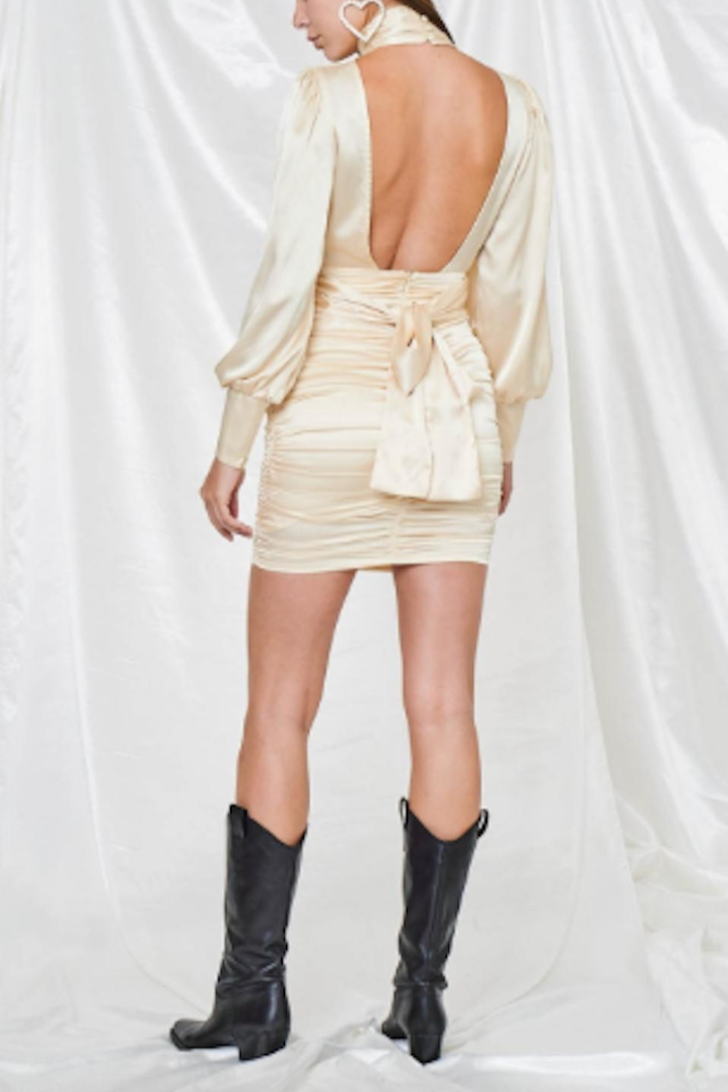 TIMELESS Sienna Dress - Side Cropped Image