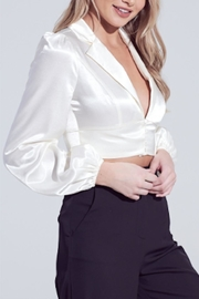TIMELESS Silky Smooth Top - Front full body