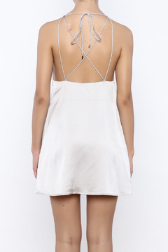 Shoptiques Product: Slate Slip Dress