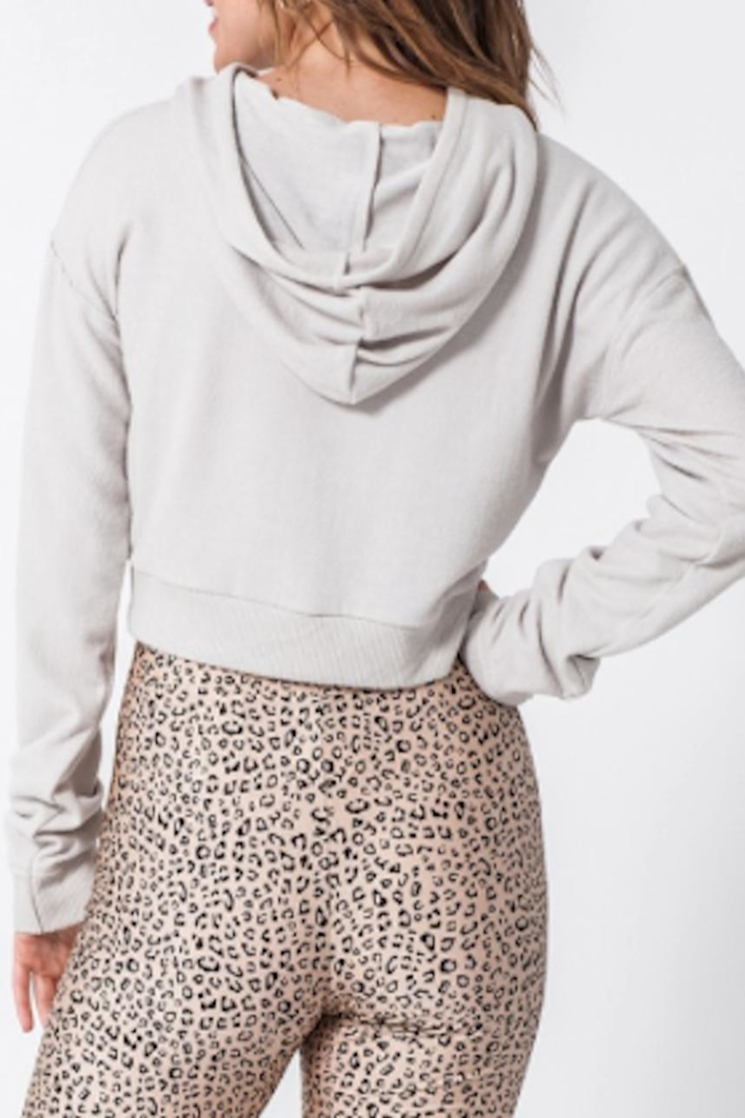 TIMELESS Soft Serve  Hoodie - Side Cropped Image