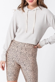 TIMELESS Soft Serve  Hoodie - Front cropped