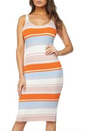 TIMELESS Stripe Rib Dress - Product Mini Image
