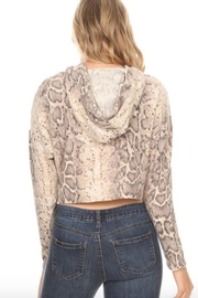 TIMELESS Summer Night Hoodie - Side cropped
