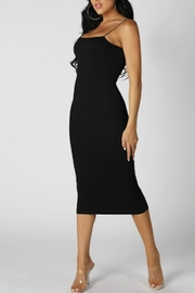 TIMELESS Timeless Black Dress - Product Mini Image
