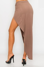 TIMELESS Twisted Skirt - Side cropped