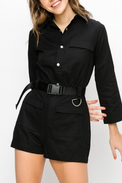 TIMELESS Utility Romper - Product List Image