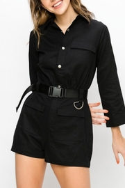 TIMELESS Utility Romper - Product Mini Image