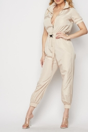 TIMELESS Utlity Jumpsuit - Product Mini Image