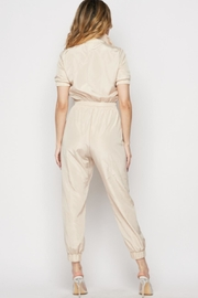 TIMELESS Utlity Jumpsuit - Front full body