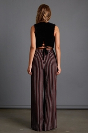 TIMELESS Wide Leg Pant - Back cropped