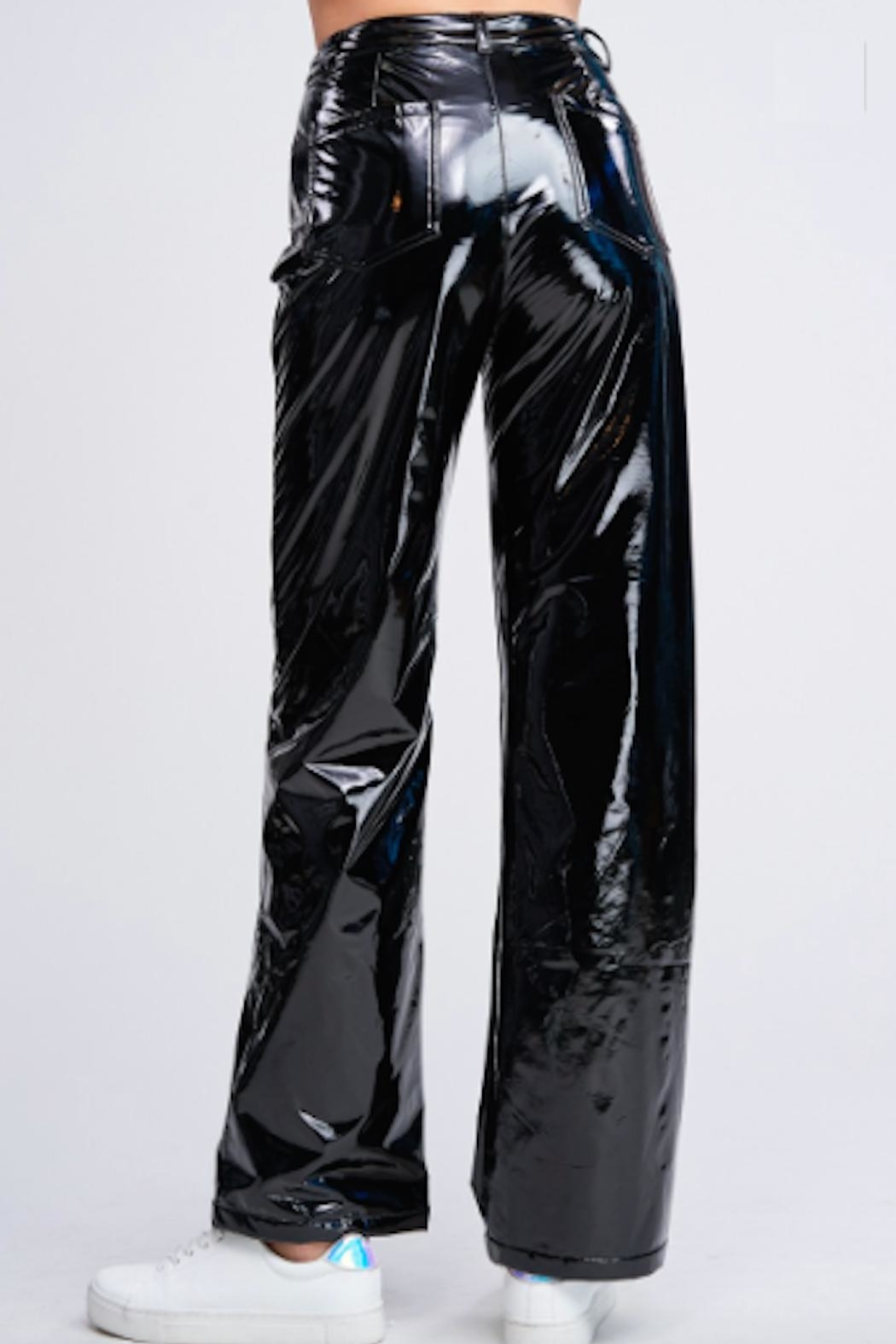 TIMELESS Wild Side Pant - Side Cropped Image