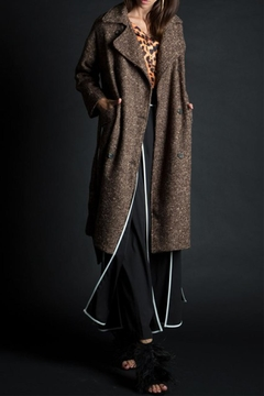 beulah Timeless Wool Coat - Product List Image
