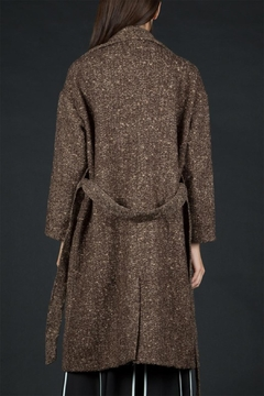 beulah Timeless Wool Coat - Alternate List Image