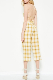 TIMELESS Yellow Plaid Set - Other