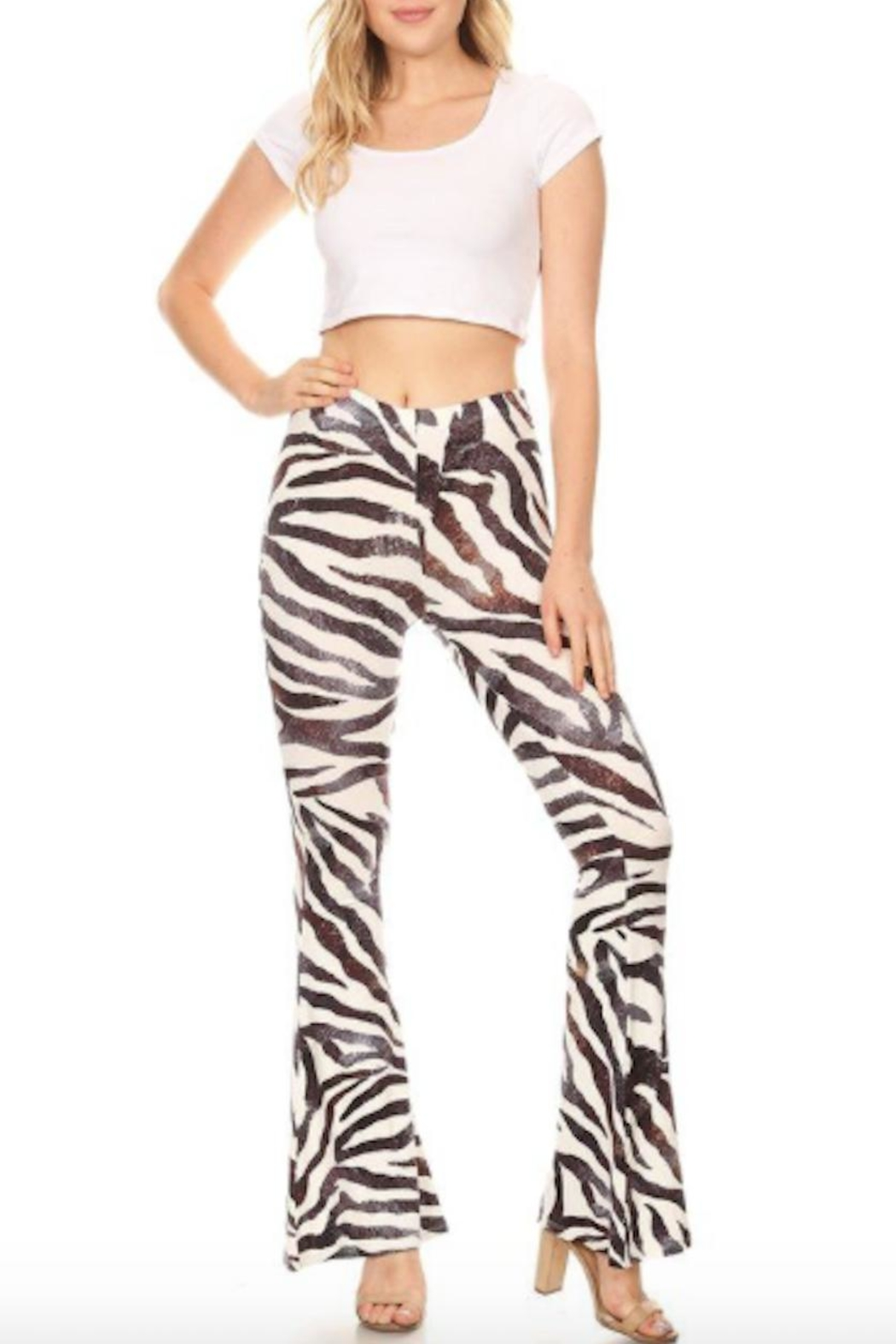 TIMELESS Zeze Pants - Front Cropped Image